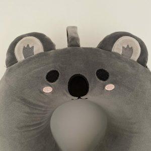 Almohada de viaje para niños – Koala
