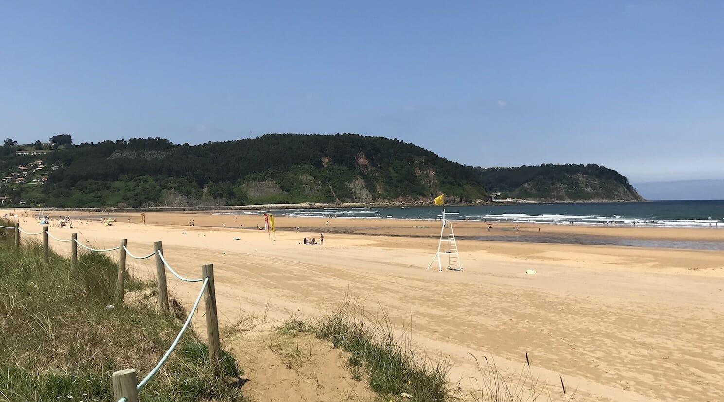 Playas del Norte, Verdicio Asturias, Norte de España