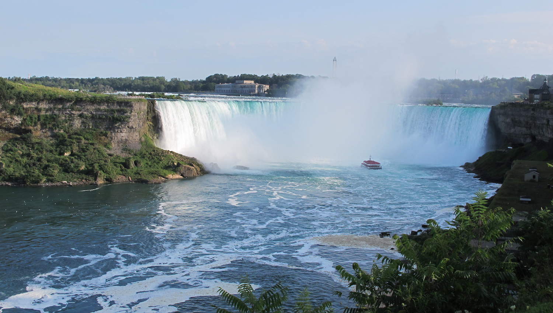 Cataratas del Niágara en Canadá