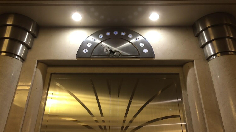 Indicador del ascensor Disney Magic
