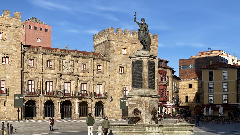 Palacio de Revillagigedo Gijón